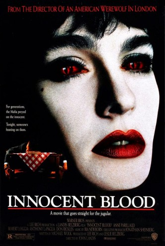 Кровь невинных / Innocent Blood (1992): постер