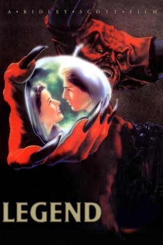 Легенда / Legend (1985): постер
