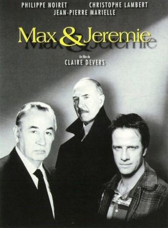 Макс и Иеремия / Max & Jeremie (1992): постер