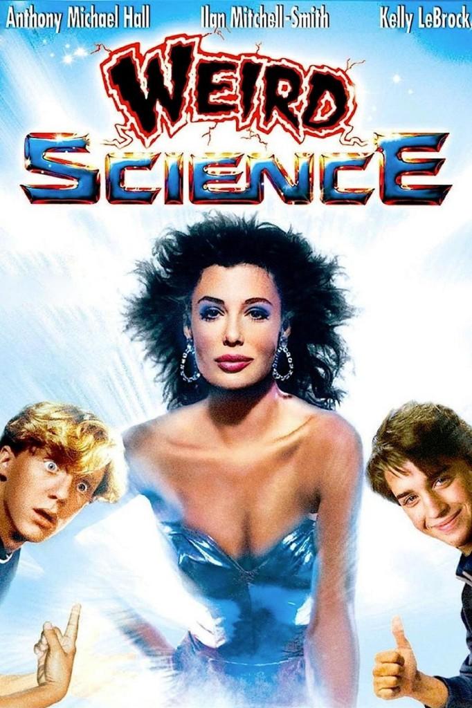 Ох уж эта наука! / Weird Science (1985): постер