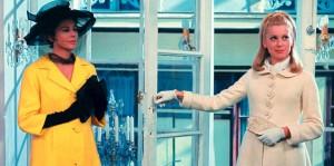 Шербургские зонтики / Les parapluies de Cherbourg / Die Regenschirme von Cherbourg (1964): кадр из фильма