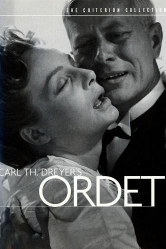 Слово / Ordet (1955): постер