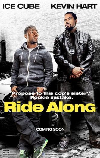 Совместная поездка / Ride Along (2014): постер