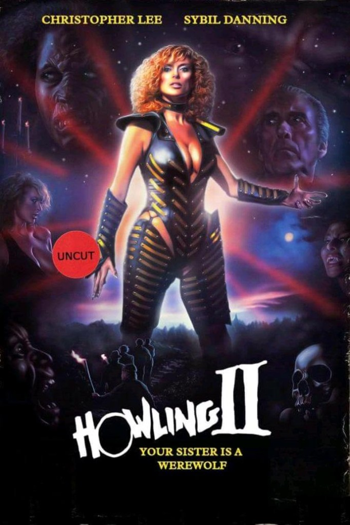 Вой 2 / Howling II: Stirba – Werewolf Bitch (1985)