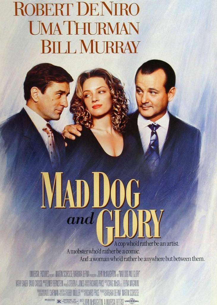 Бешеный пёс и Глори / Mad Dog and Glory (1993): постер