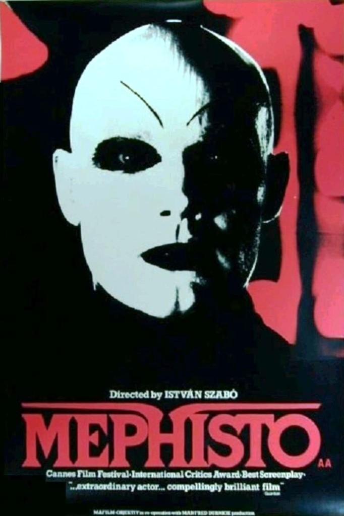 Мефисто / Mephisto (1981): постер
