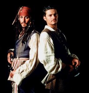 Пираты Карибского моря: Проклятие Чёрной жемчужины / Pirates of the Caribbean: The Curse of the Black Pearl (2003): кадр из фильма