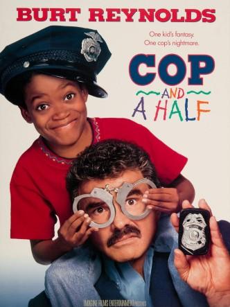 Полицейский с половиной / Cop & 1/2 (1993): постер