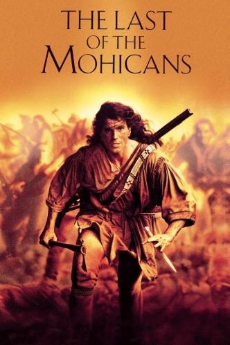Последний из могикан / The Last of the Mohicans (1992): постер