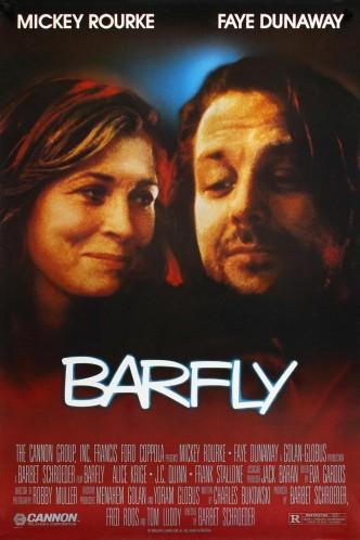Пьянь / Barfly (1987): постер