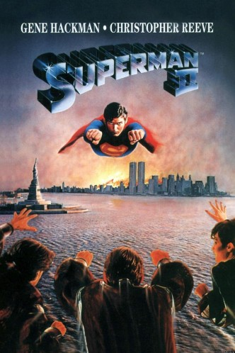 Супермен 2 / Superman II (1980): постер