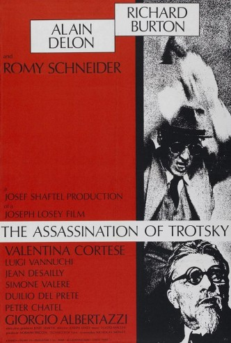Убийство Троцкого / L'assassinio di Trotsky / L'assassinat de Trotsky / The Assassination of Trotsky (1972): постер