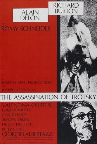 Убийство Троцкого / L'assassinio di Trotsky / L'assassinat de Trotsky / The Assassination of Trotsky (1972): постер