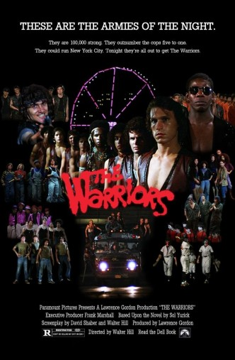 Воины / The Warriors (1979): постер