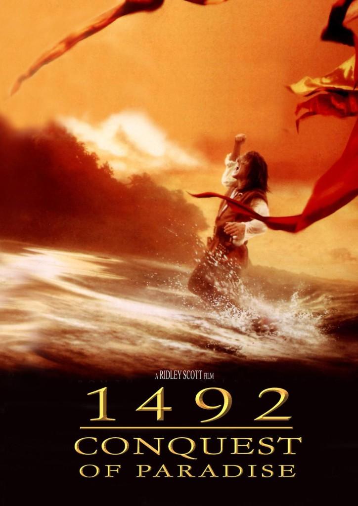 1492: Завоевание рая / 1492: Conquest of Paradise (1992): постер