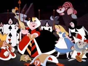 Алиса в Стране чудес / Alice in Wonderland (1951): кадр из фильма