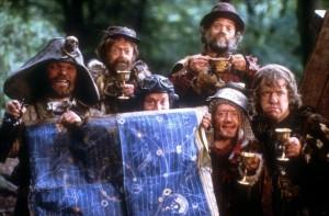 Бандиты во времени / Time Bandits (1981): кадр из фильма