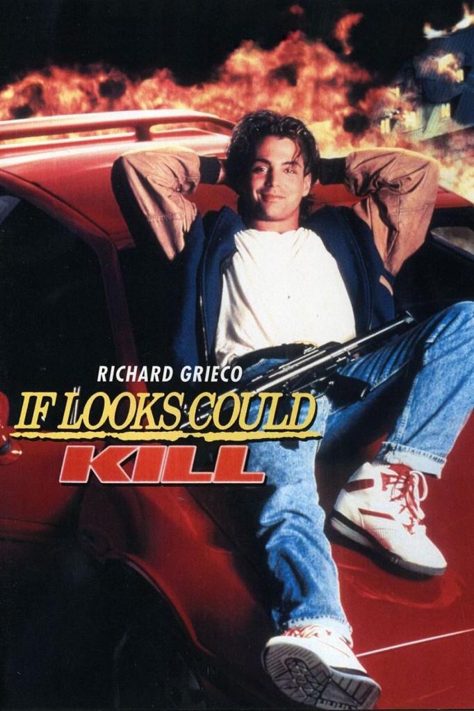 Если бы взгляды могли убивать / If Looks Could Kill (1991): постер