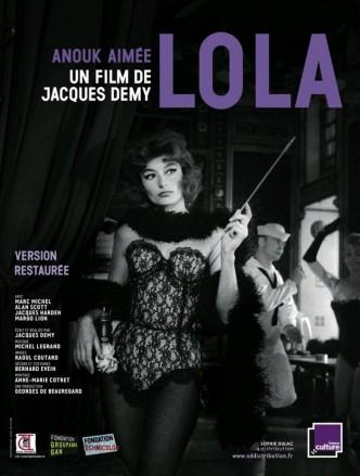 Лола / Lola (1961): постер