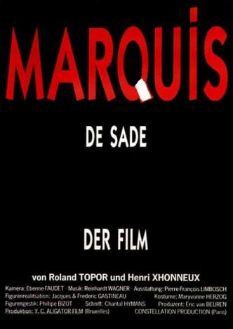 Маркиз / Marquis (1989): постер