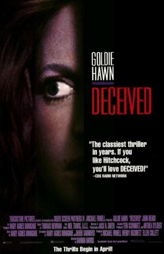 Обман / Deceived (1991): постер