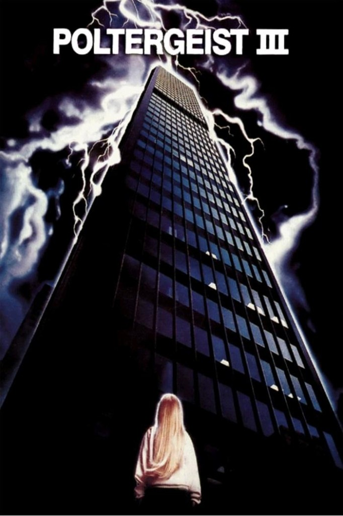 Полтергейст 3 / Poltergeist III (1988): постер