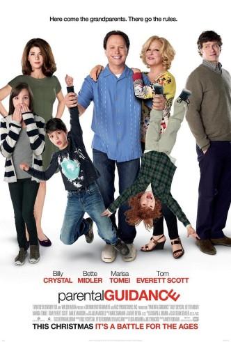 Родительский беспредел / Parental Guidance (2012): постер