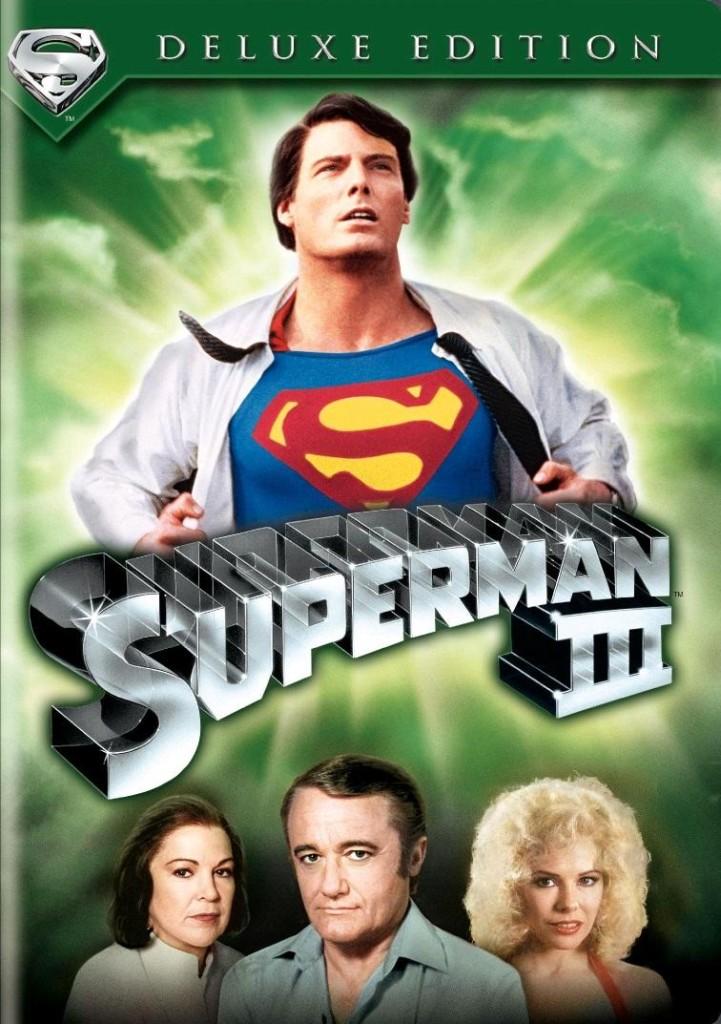 Супермен 3 / Superman III (1983): постер
