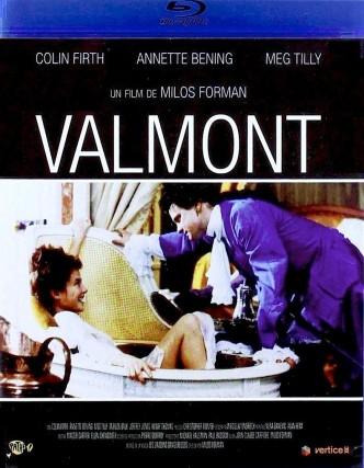 Вальмон / Valmont (1989): постер