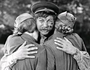 А зори здесь тихие / A zori zdes tikhie (1972): кадр из фильма