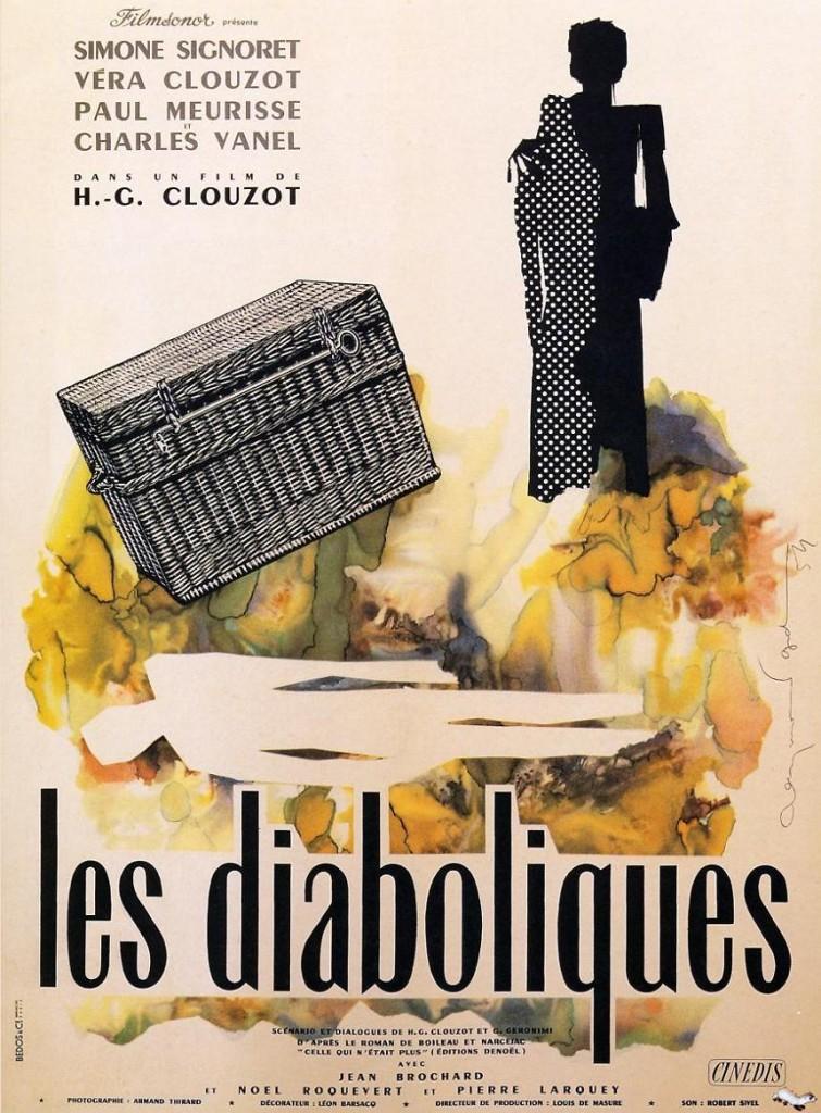 Дьяволицы / Les diaboliques (1955): постер