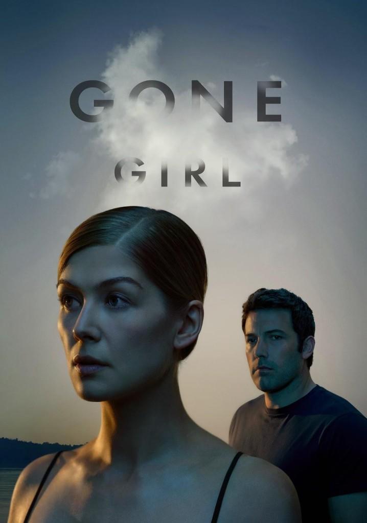 Исчезнувшая / Gone Girl (2014): постер
