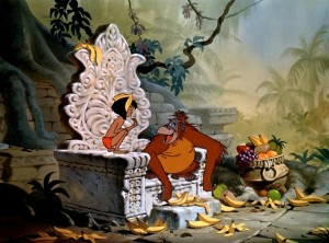 Книга джунглей / The Jungle Book (1967): кадр из фильма