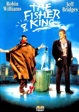 Король-рыбак / The Fisher King (1991): постер