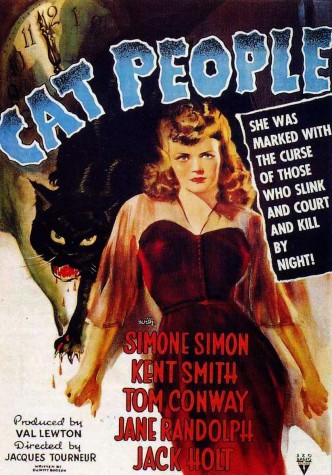 Люди-кошки / Cat People (1942): постер