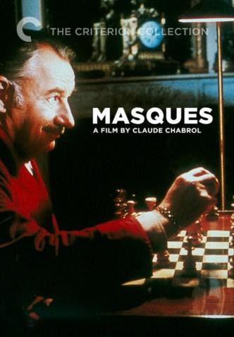Маски / Masques (1987): постер