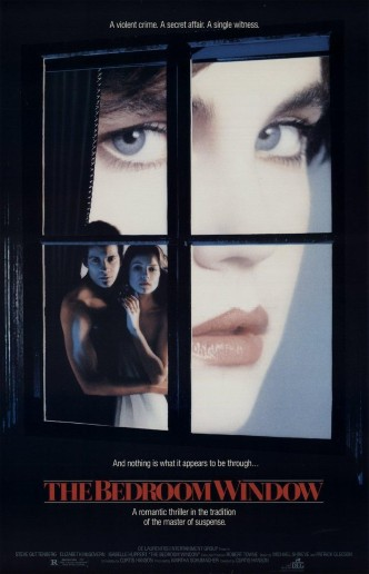 Окно спальни / The Bedroom Window (1987): постер