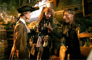 Пираты Карибского моря: Сундук мертвеца / Pirates of the Caribbean: Dead Man's Chest (2006): кадр из фильма