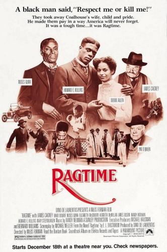 Рэгтайм / Ragtime (1981): постер