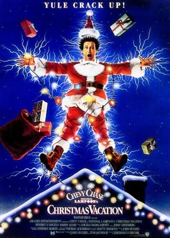 Рождественские каникулы / Christmas Vacation (1989): постер