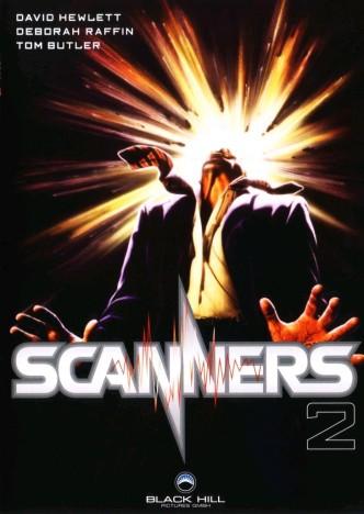 Сканнеры 2: Новый порядок / Scanners II: The New Order (1991): постер