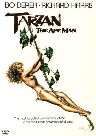 Тарзан, человек-обезьяна / Tarzan, the Ape Man (1981): постер