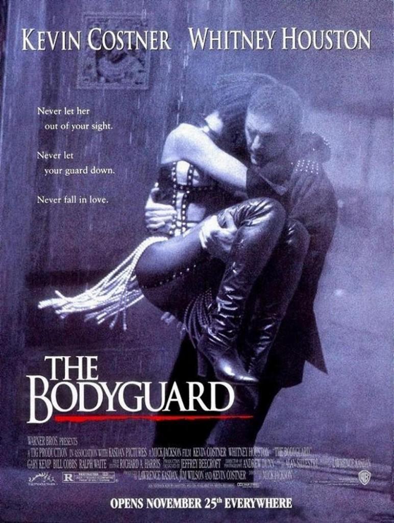 Телохранитель / The Bodyguard (1992): постер