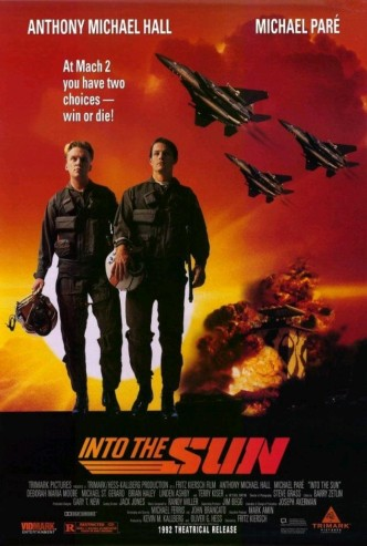 В центр солнца / Into the Sun (1992): постер