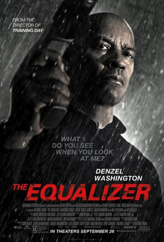 Великий уравнитель / The Equalizer (2014): постер