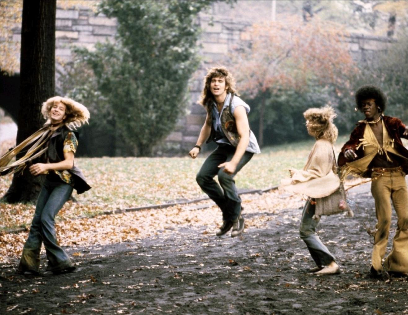 Фильм волосы 1979