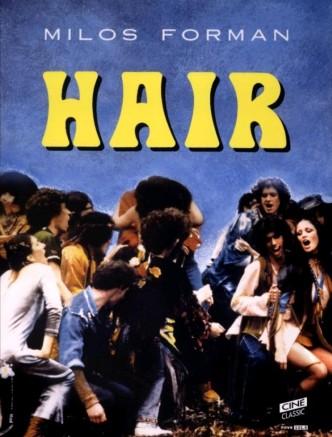 Волосы / Hair (1979): постер