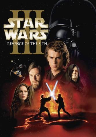 Звёздные войны. Эпизод III: Месть ситхов / Star Wars: Episode III – Revenge of the Sith (2005): постер