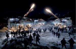 Звёздный десант / Starship Troopers (1997): кадр из фильма