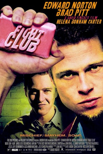 Бойцовский клуб / Fight Club (1999): постер